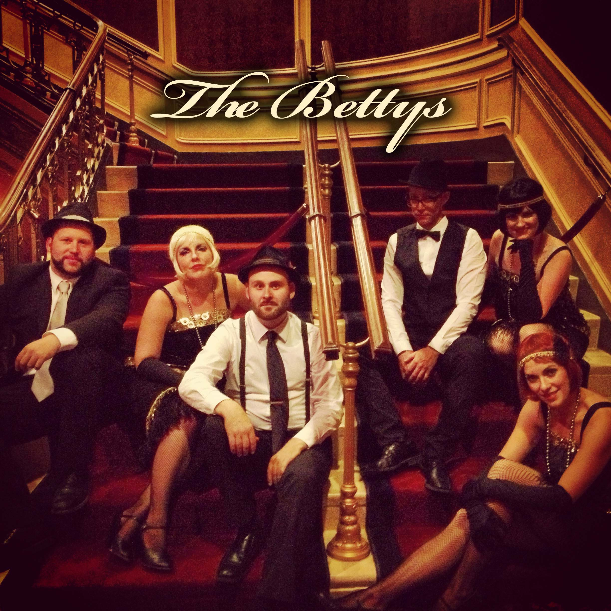 The Bettys play Shea's Performing Art Centre