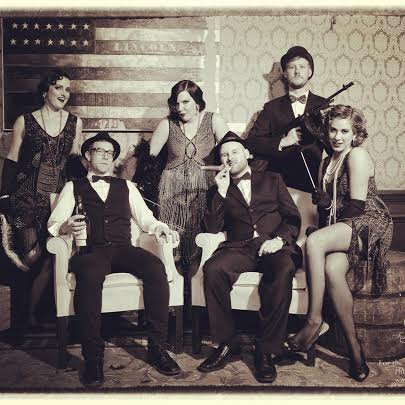 The Ultimate Roaring 20's band