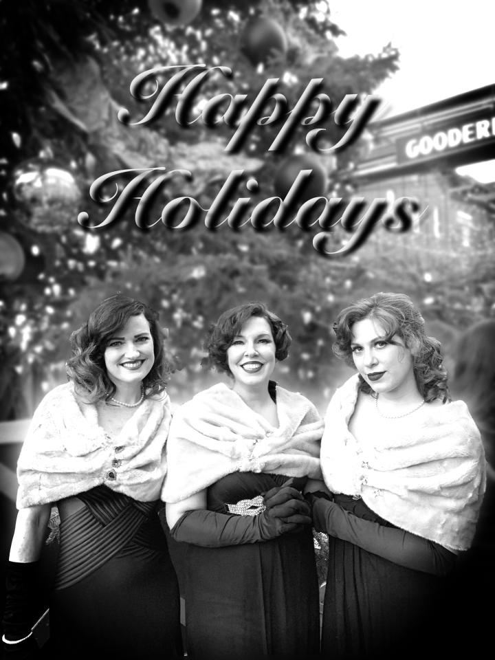 Happy Holidays 2019 the bettys